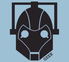 Geek Shirt #1 Cyberman Kids Tee