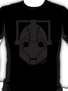 Geek Shirt #1 Cyberman T-Shirt