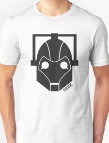 Geek Shirt #1 Cyberman Unisex T-Shirt