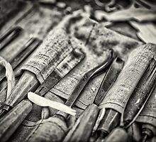 Work Tools by Dobromir Dobrinov