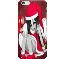 Corpse Party MArry Christmas Sachiko iPhone Case/Skin