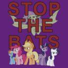 Stop the Flutterbat by PinkiexDash