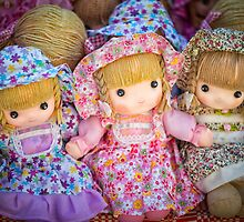Dolls by Dobromir Dobrinov