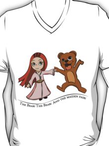 The Bear And The Maiden Fair T-Shirt