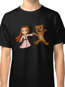The Bear And The Maiden Fair Classic T-Shirt