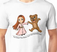 The Bear And The Maiden Fair Unisex T-Shirt