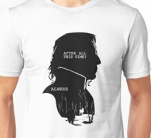"""After all this time?"" ""ALWAYS"" Unisex T-Shirt"