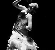 Flamenca  by Aleksandar Topalovic