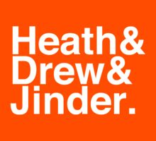 Heath&Drew&Jinder by petenigma