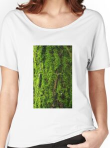 Mossy Women's Relaxed Fit T-Shirt
