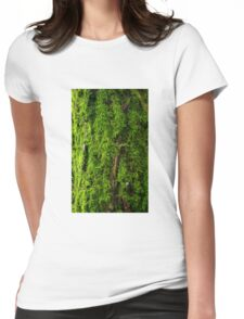 Mossy Womens Fitted T-Shirt