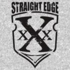 Straight Edge by RokkaRolla