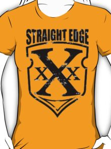 Straight Edge T-Shirt