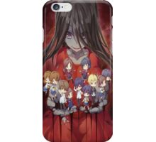 Corpse Party Tortured Souls OVA iPhone Case/Skin