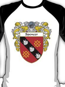 Spencer Coat of Arms / Spencer Family Crest T-Shirt