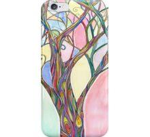 Rainbow Tree 2 iPhone Case/Skin