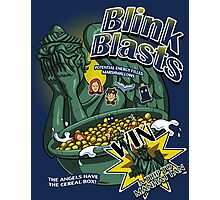 Blink Blasts Photographic Print