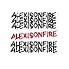 Alexisonfire by MelMunro