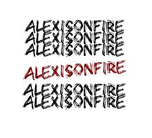 Alexisonfire by MelMunro