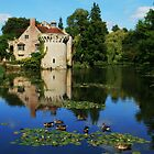 Scotney Castle by emajgen