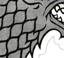 Game of Thrones - House Stark  Sticker