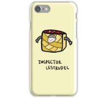 Inspector Lestrudel iPhone Case/Skin