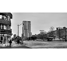 Winter in Columbus Photographic Print