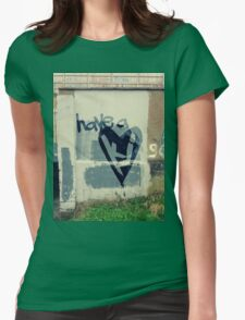 Have A Harte Tee Womens Fitted T-Shirt