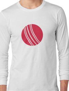 Cricket ball Long Sleeve T-Shirt