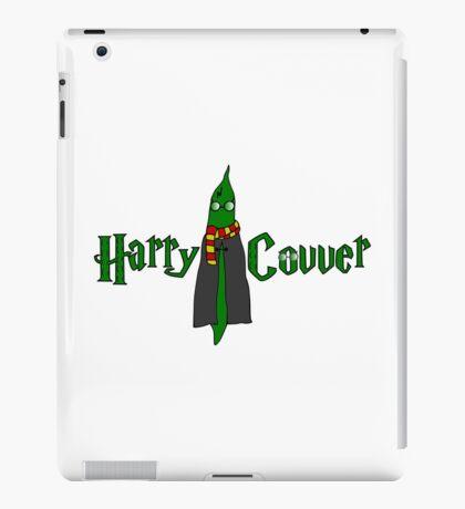 Harry Covver iPad Case/Skin