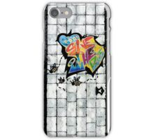 God Save The Bees ! iPhone Case/Skin