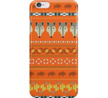 Indian pattern iPhone Case/Skin