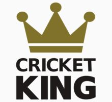 Cricket king champion Kids Clothes
