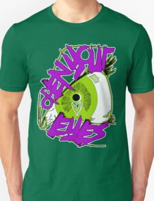 Open Your Eyes Unisex T-Shirt