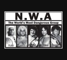 NWA - The World's Most Dangerous Group by The KZA