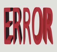 Garry's Mod - Error by WillFrost