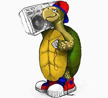 Hip Hop Boombox Turtle Unisex T-Shirt