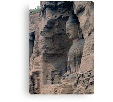 Rock Buda Canvas Print