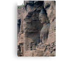 Rock Buda Canvas Print