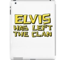Out Of The Clan iPad Case/Skin