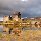 Eilean Donan Castle by Rachel Slater