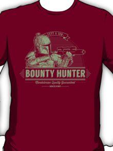 Galactic Bounty Hunter T-Shirt