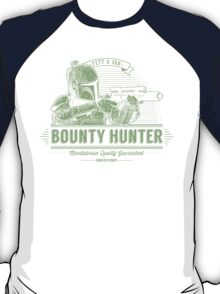 Galactic Bounty Hunter T-Shirt
