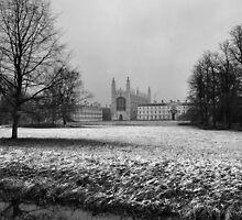 Kings College by Rachel Slater