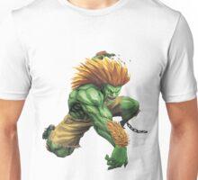 Blanka- Street Fighter- Buranka Unisex T-Shirt