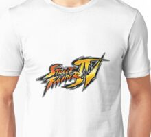 Street Fighter- Logo Unisex T-Shirt