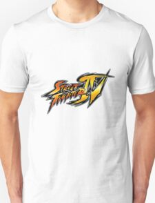 Street Fighter- Logo T-Shirt