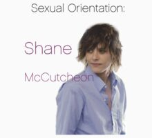Sexual Orientation: Shane McCutcheon The L Word by NatsReksio