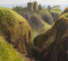 Dunnottar Castle by Jamie-