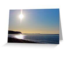 Newfoundland Ocean View Greeting Card